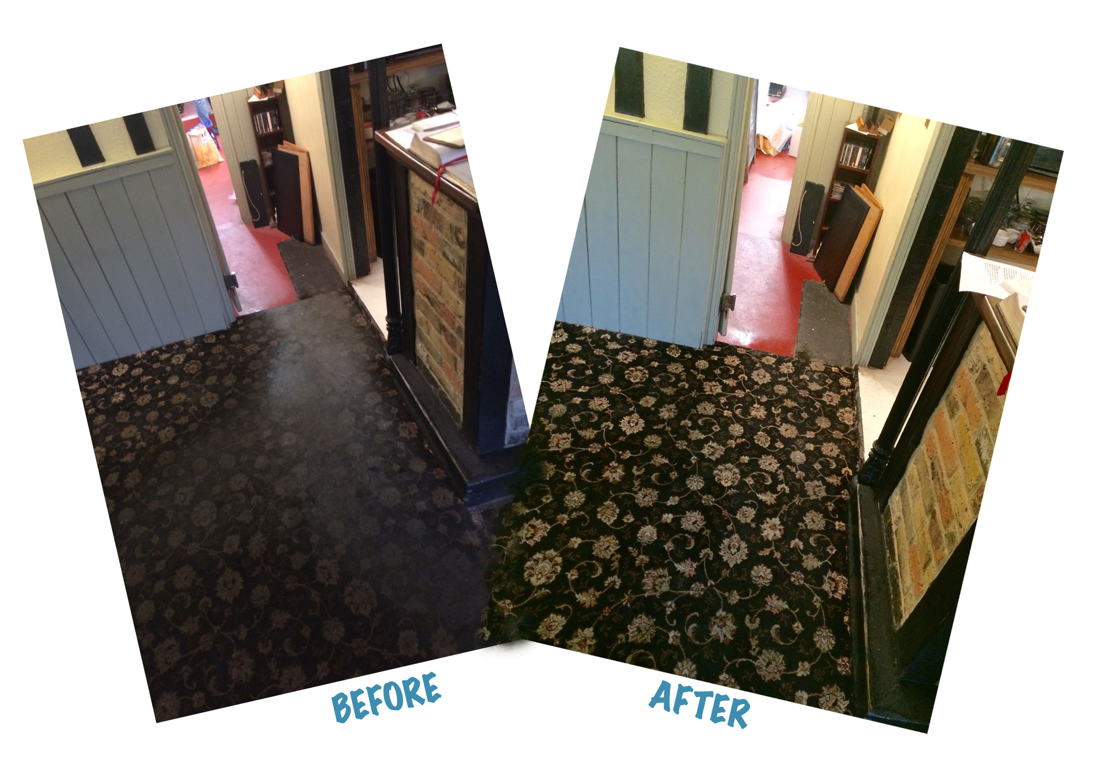 Carpet cleaning poole